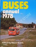 Book cover of Buses Annual 1978  by BOOTH, Gavin (ed.)