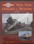 The New York, Ontario & Western in Color by LUBLINER, Paul