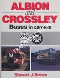 Albion and Crossley Buses in Camera  by BROWN, Stewart J.
