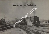 Waterloo to Padstow by Joanes Publications