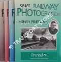 Great Railway Photographers: H.C. Casserley / Maurice Early / E. R. Wethersett / Henry Priestley by GARRATT, Colin