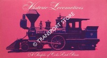 Historic Locomotive - A Portfolio of Color-Etch Prints by KERN, Robert