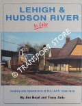 Lehigh & Hudson River in Color by BOYD, Jim & ANTZ, Tracy