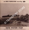 An Argo Transacord Recording - South Western Steam (EAF 43) by HANDFORD, Peter