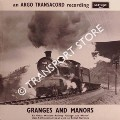 An Argo Transacord Recording -  Granges and Manors (EAF 81) by HANDFORD, Peter