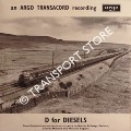 An Argo Transacord Recording -  D for Diesels (EAF 98) by HANDFORD, Peter