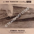 An Argo Transacord Recording -  Stanier Pacifics (EAF 88) by HANDFORD, Peter