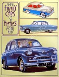 British Family Cars of the 'Fifties  by ALLEN, Michael