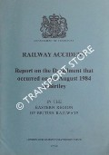 Railway Accident - Report on the Derailment that occurred on 1st August 1984 at Birtley in the Eastern Region, British Railways by Department of Transport