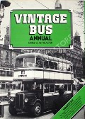 Book cover of Vintage Bus Annual  by BLACKER, Ken