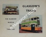 Book cover of Glasgow's Trams  by Glasgow Museum of Transport