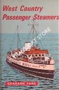 West Country Passenger Steamers by FARR, Grahame