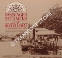 Passenger Steamers of the River Dart & Kingsbridge Estuary by CLAMMER, Richard & KITTRIDGE, Alan