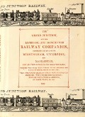 Book cover of The Grand Junction and the Liverpool and Manchester Railway Companion  by CORNISH, J.