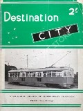 Book cover of Destination City  by RICHARDSON, J. & CROSS, N.E.