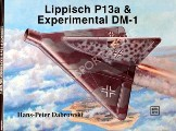 Lippisch P13a & Experimental DM - 1  by DABROWSKI, Hans-Peter