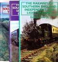 The Railways of Southern England  by COURSE, Edwin