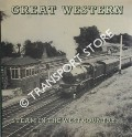 Book cover of Great Western Steam in the West Country  by 4588