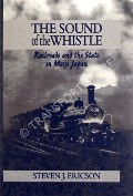 Book cover of The Sound of the Whistle  by ERICSON, Steven J.