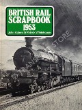 British Rail Scrapbook 1953  by ADAMS, John & WHITEHOUSE, Patrick