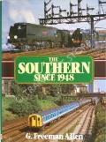 Book cover of The Southern Since 1948  by ALLEN, G. Freeman