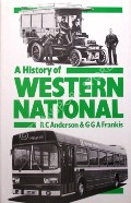 A History of Western National  by ANDERSON, R.C. & FRANKIS, G.G.A.