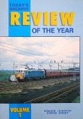 Today's Railways Review of the Year  by JOHNSTON, Howard & KNIGHT, Steven