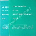Locomotives of the Southern Railway  by BRADLEY, D L