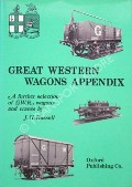 Great Western Wagons Appendix  by RUSSELL, J.H.