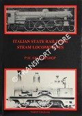 Italian State Railways Steam Locomotives  by KALLA-BISHOP, P.M.