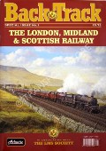 Back Track - The London, Midland & Scottish Railway by BLAKEMORE, Michael (ed.)