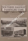 Southern Railway Passenger Vans  by GOULD, David