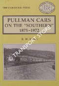 Book cover of Pullman Cars on the 'Southern' 1875-1972  by KIDNER, R.W.