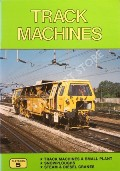 Track Machines / On-Track Plant on British Railways by BUTCHER, Roger