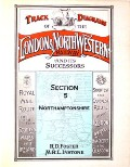 Book cover of Track Layout Diagrams of the London & North Western Railway and its Successors: Section 5 - Northamptonshire by FOSTER, Richard & INSTONE, M.R.L.