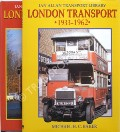London Transport - 1933 - 1962 / Since 1963  by BAKER, Michael H.C.