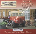British Railways Road Vehicles 1948 - 1968 by EARNSHAW, Alan & ALDRIDGE, Bill