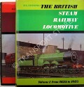 The British Steam Railway Locomotive  by AHRONS, E.L. & NOCK, O.S.