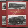 Midland Railway Carriages  by LACY, R.E. & DOW, George