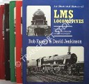 An Illustrated History of LMS Locomotives by ESSERY, Bob & JENKINSON, David