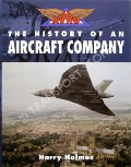 Avro - The History of an Aircraft Company by HOLMES, Harry