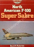 North American F-100 Super Sabre  by ANDERTON, David A.