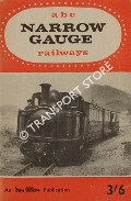 abc Narrow Gauge Railways  by DAVIES, W.J.K.
