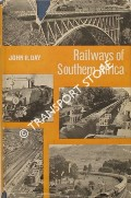 Book cover of Railways of Southern Africa  by DAY, John R.