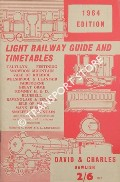 The Light Railway Guide & Timetables  by BODY, G.; EASTLEIGH, Robert L. & CHEESMAN, A.J. (eds.)
