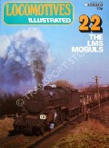 Book cover of Locomotives Illustrated No. 22 - The LMS Moguls by HARRIS, Michael (ed.)