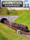 Locomotives Illustrated No. 26 - The BR Standard 2-6-0s by HARRIS, Michael (ed.)