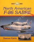 North American F-86 Sabre  by CURTIS, Duncan
