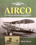 Airco - The Aircraft Manufacturing Company  by DAVIS, Mick