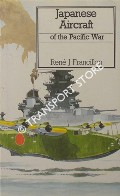 Book cover of Japanese Aircraft of the Pacific War  by FRANCILLON, R.J.